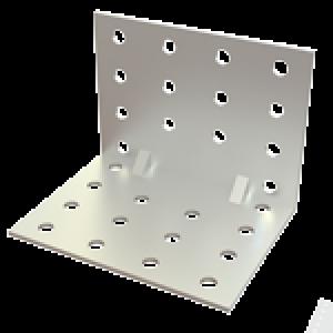 Уголок усиленный 2 ребра 67x67x90